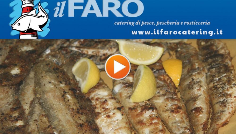 Video pubblicitario Il Faro Catering