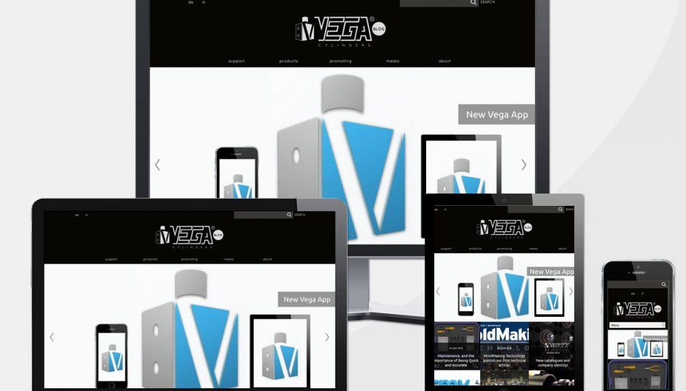 Creazione blog aziendale Ic Vega